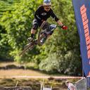 Photo of Thomas CARTIGNY at Revolution Bike Park, Llangynog