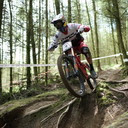 Photo of Gee ATHERTON at Revolution Bike Park, Llangynog