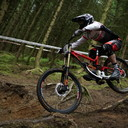 Photo of Marc BEAUMONT at Revolution Bike Park, Llangynog