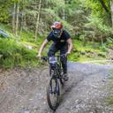 Photo of Oscar JAMES at Revolution Bike Park, Llangynog