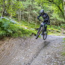 Photo of Ruairidh MCRITCHIE at Revolution Bike Park, Llangynog