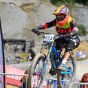 Photo of Emily CARTIGNY at Revolution Bike Park, Llangynog