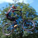 Photo of George KERR at Revolution Bike Park, Llangynog