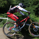 Photo of Marc BEAUMONT at Revolution Bike Park, Llangynog
