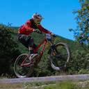 Photo of Callum RUSSELL (sen1) at Revolution Bike Park, Llangynog