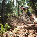 Photo of Andy MOORE at Rossland, BC