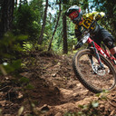 Photo of Anthony EVANS at Rossland, BC