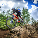 Photo of Logan KEEN at Rossland, BC
