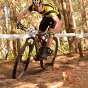 Photo of Christopher TAYLOR (gvet) at Cannock Chase