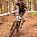 Photo of Darren MATTHEWS at Cannock Chase