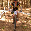 Photo of Andre PUCCI at Cannock Chase