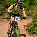 Photo of Andy BOWKER at Cannock
