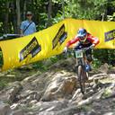 Photo of Sean BELL at Mont-Sainte-Anne, QC