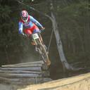 Photo of Quintin KURTZ at Mont-Sainte-Anne, QC