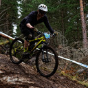 Photo of Andrew LESLIE at Laggan Wolftrax