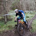 Photo of Chris DAVEY at Innerleithen
