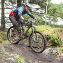 Photo of Doug MCNAIR at Mt Leinster, Co. Wexford