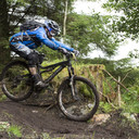 Photo of an untagged rider at Mt Leinster, Co. Wexford