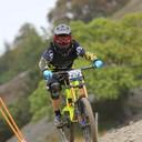 Photo of Mick WAUD at Revolution Bike Park, Llangynog