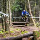 Photo of Nathan CAVALIER at Gnar Bike Park, Cumbria