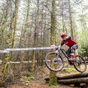 Photo of Jamie CHARLTON (vet) at Gnar Bike Park, Cumbria
