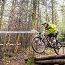 Photo of Gareth JOYCE at Gnar Bike Park, Cumbria