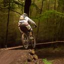 Photo of Tom WILCOX (vet) at Gnar Bike Park, Cumbria