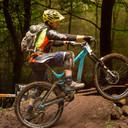 Photo of Tom MARKHAM at Gnar Bike Park, Cumbria