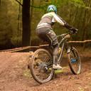 Photo of K.J. SHARP at Gnar Bike Park, Cumbria