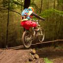 Photo of Steve HARPER at Gnar Bike Park, Cumbria