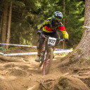 Photo of Timo LAUBSCHER at Val di Sole