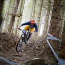 Photo of Ben CLAYTON (mas1) at Glentress