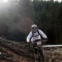 Photo of Andy GIBBS at Cwmcarn