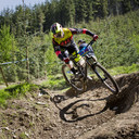 Photo of Chris HUTCHENS at Glentress