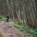 Photo of Andrew TITLEY at Innerleithen