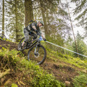 Photo of Adam ROBSON at Ae Forest