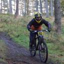 Photo of Daniel JONES (u12) at Kinnoull Hill