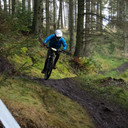 Photo of Katie GALLOWAY at Kinnoull Hill