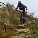 Photo of Tony HICKS at Afan