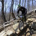 Photo of Rider 204 at Windrock