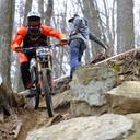 Photo of Keith O'BRIEN at Windrock, TN