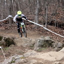 Photo of an untagged rider at Windrock, TN