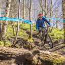 Photo of Stevie BARR at Glentress
