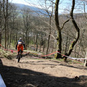 Photo of Justin WRIGHT at Innerleithen