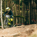 Photo of Gareth MAY at Innerleithen