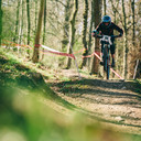 Photo of Alex SALMON at Innerleithen