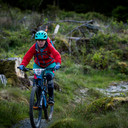 Photo of Ginelle LORENZO CRICK at Coed-y-Brenin
