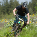 Photo of Wes BOOTH at Vernon, BC
