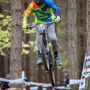 Photo of James HOWARTH at Greno Woods