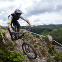 Photo of Adam HALLING at Dyfi Forest